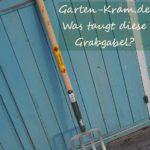 Grabgabel Abt Standard
